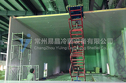 Tangshan Construction Site